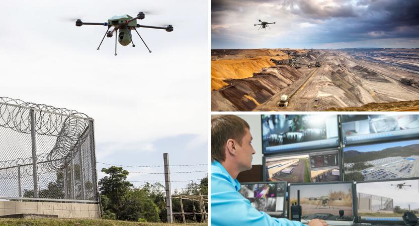 Opération de drone de sécurité : Une toute première formation collégiale au Québec