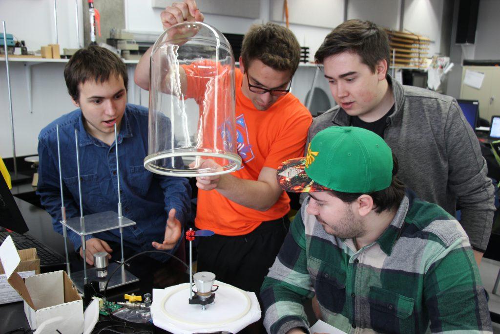 Découvrez le programme d'étude Sciences de la nature du cégep Gérald-Godin.