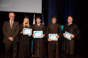 Récipiendaires des bourses d'excellence de la Fondation