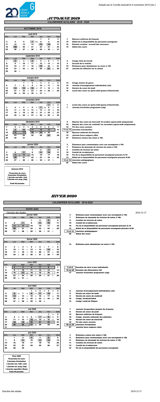 Calendrier-scolaire-2019-2020